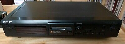 Sony MDS-JE320 minidisc deck  Tested working plays and records