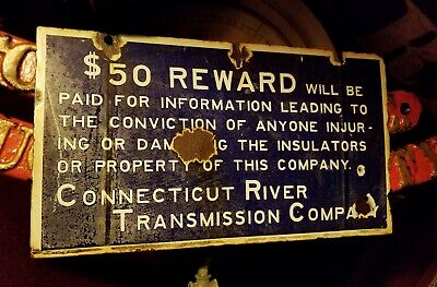 1910's Early American Electric Grid Connecticut River Transmission Company