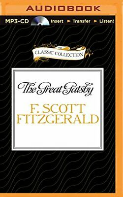 NEW - Great Gatsby, The by F. Scott Fitzgerald