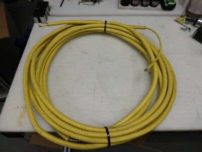 Corning Cable System Optical Cable 12 Fiber  Armored  , 32 Feet Long