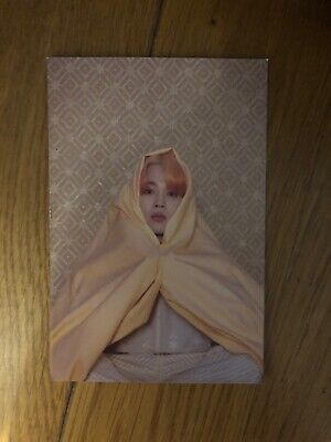 BTS Map Of The Soul Persona Official Photocard Postcard Jimin/PayPal