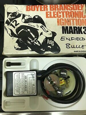 Royal Enfield 12V Complete Electronic Ignition Kit #145770