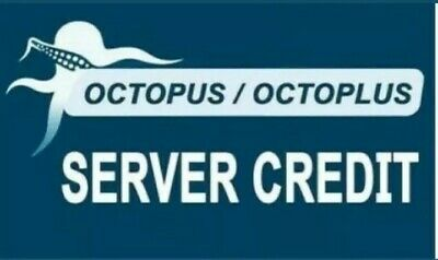Octopus, Octoplus Server Credit Refill (100 Pack)  { Fast Delivery }