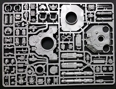 Executioner Upgrade Sprue for Primaris Repulsor Warhammer 40K Space Marines