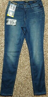 e35bd0d9c9213f NWT Womens NINE WEST Jeans Jessica Jegging Outer Banks Blue Jeans Size 8