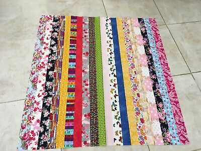 Unfinished Quilt Top 41 X 42 Approx