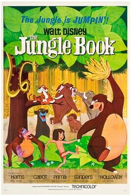 Disney's The Jungle Book Tall - Collector Poster 4 Different Sizes (B2G1 Free!!)