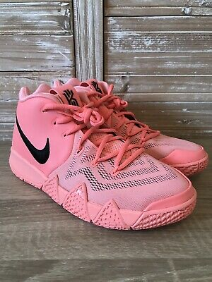 9c70e1a07168a BRAND NEW NIKE Kyrie Irving 4 Lt Atomic Pink Hyper Pink AA2897-601 ...