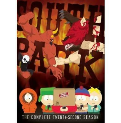 South Park: The Complete Twenty-Second 22 Season