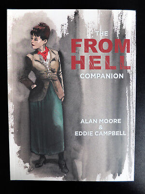 The From Hell Companion - Alan Moore, Eddie Campbell (Softback Book, 2013)