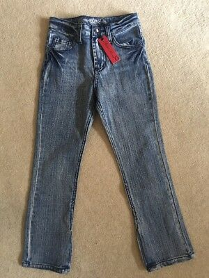 New GUESS Denim Skinny Jeans Girl Clothing Size 6 - RRP $46