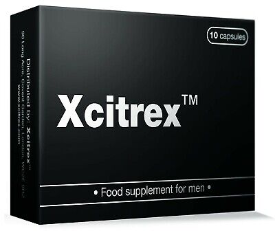 20x Xcitrex Sexual Performance Enhancer (GUARANTEED TO WORK!!!)