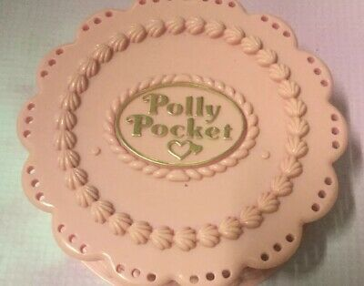 Vintage Polly Pocket Compact Party Birthday Surprise No Dolls