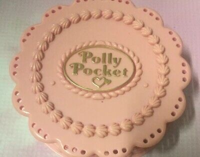 Vintage Polly Pocket Compact Party Birthday Surprise