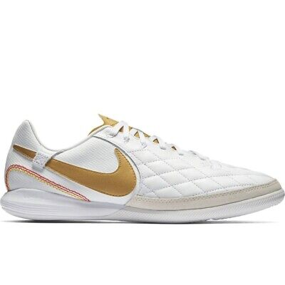 801c6713e Nike Lunar LegendX 7 PRO 10R Size 10 White Indoor Turf Soccer Cleats AQ2211  171