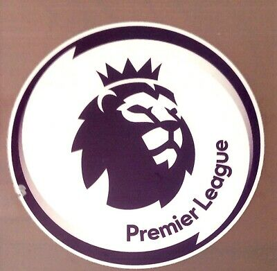 2019-20 FA Premier League Football Official Player Issue Size Soccer Badge Patch