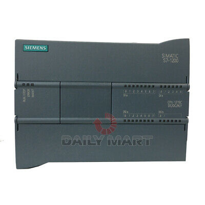 New In Box SIEMENS 6ES7 215-1HG40-0XB0 Programmable Controller