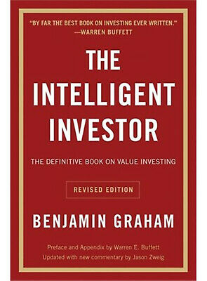 The Intelligent Investor by Benjamin Graham (Paperback, English)
