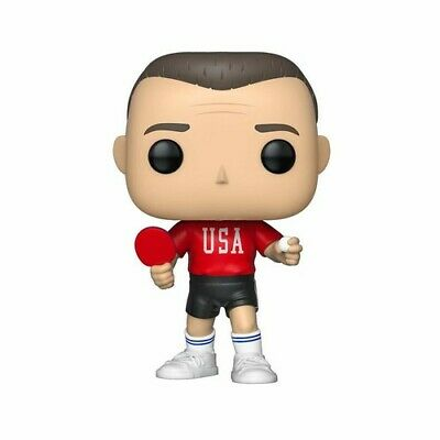 Forrest Gump - Forest (Ping Pong Outfit) - Funko Pop! Movies: (2019, Toy NUEVO)