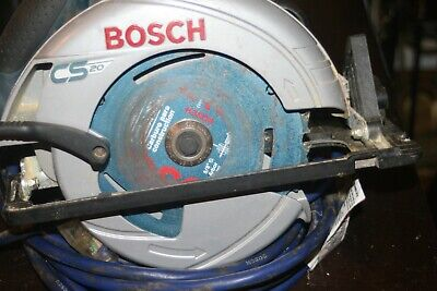 Bosch 7-1/4 in. Circular Saw CS20 with Cord and Bag
