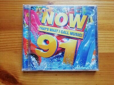 Various Artists : Now That's What I Call Music! 91 CD. Excellent. Fast Post!!!