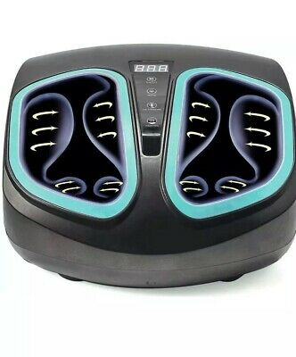 Shiatsu Foot Massager InvoSpa Electric Deep Kneading - Air Compression Rrp £80
