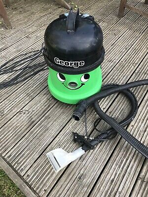 George Numatic wet and dry vacuum cleaner