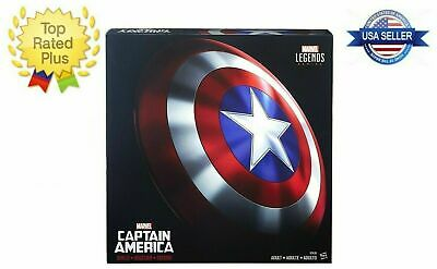 Marvel Legends Avengers Infinity War Endgame CAPTAIN AMERICA SHIELD PROP REPLICA
