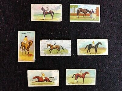Wills's cigarette cards Melbourne Cup Winners Series & Horses Of Today