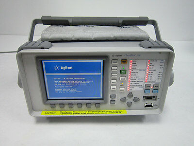 Agilent 718 Omniber 37718A Communications Analyseur 002 012 106 601 ~