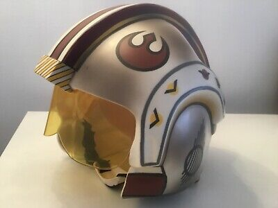 Star Wars Don Post Luke skywalker x-wing helmet prop mask mint full size