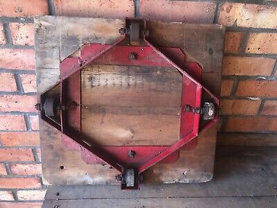 Car Mechanics Garage Trolley Dolly Dollie Industrial Homemade Workshop Tool