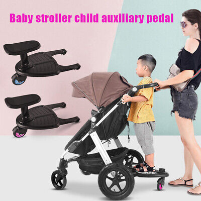 Buggy Board with Seat Toddler Bugaboo ICandy UppaBaby New