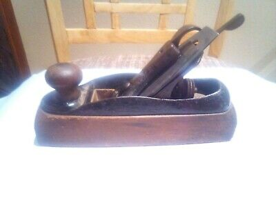 Antique Stanley Bailey Transitional Plane No 24 Type 12 (1905-1908)