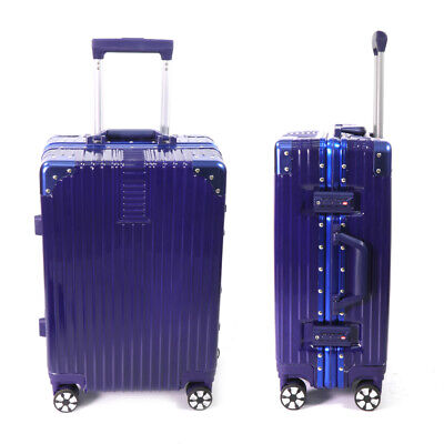 """3-Pieces Set 28"""" 24"""" 20""""  Hardside Carry-on Luggage with Removable Spinners"""