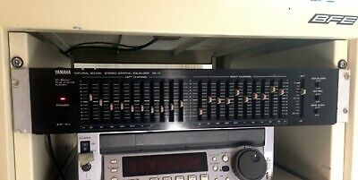 Yamaha Equalizer GE-3 Made in Japan top 19""