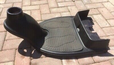 **Reduced** Days Strider 3 Wheel Mobility Scooter Floor Pan & Rubber Mat