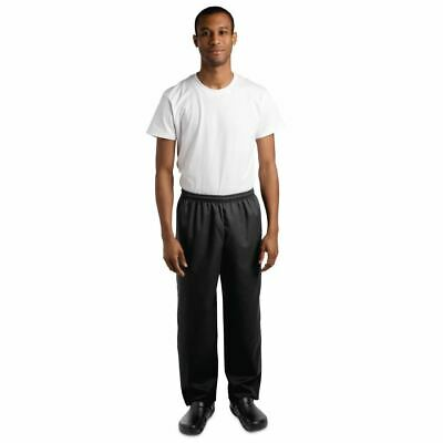 Le Chef Unisex Lightweight Chefs Multipocket Resturant Trouser Polycotton S