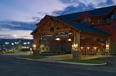 Sevierville, TN, Wyndham Great Smokies Lodge, 2 Bdrm Deluxe, 11 - 18 April 2020