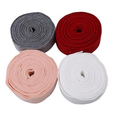 DIY Handcraft Wool Blend Felt Fabric Craft Pack Choice of color  pack sizes SK