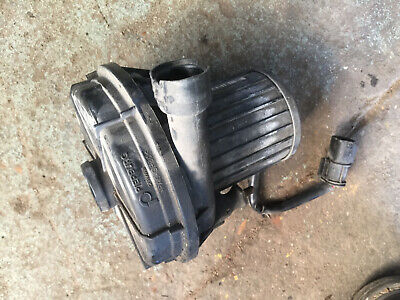 2003 BMW 7 Series E65 secondary air smog pump emissions 7508267