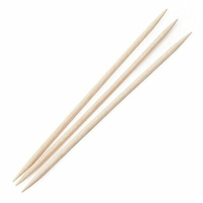 1000X Cocktail Sticks 80mm Wooden Party Stirrers Swizzle Picks Buffet Skewers