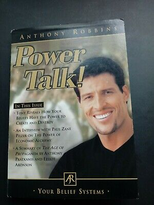 ANTHONY ROBBINS GET The Edge - A 7 Day Program To Transform