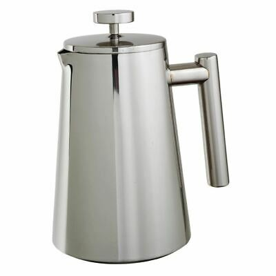 Olympia Stainless Steel Cafetiere / French Press Coffee Pot - 350ml