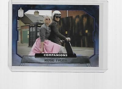 2015 Topps Doctor Who Companions Rose Tyler #C-1