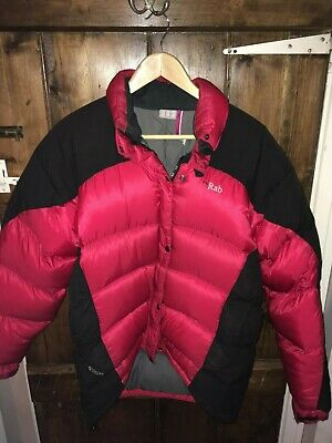 e24813968b RAB SUMMIT EXTREME Women's Down Insulated Jacket QDE-34 size 10 ...