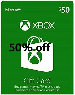 How To get Xbox Gift Cards UP To 50-75% Off Discounted