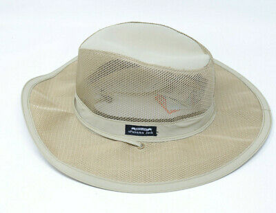 f11a7d02a9e128 Panama Jack Men's Mesh Safari Hat with 3