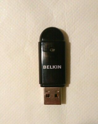 DRIVERS FOR BELKIN BLUETOOTH ADAPTER F8T017