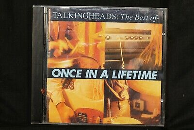 Talking Heads ‎– Once In A Lifetime - The Best Of(C399)